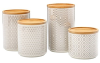 Maxwell & Williams Ichacha Stackable Canister (Set of 4)
