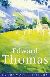 Edward Thomas by Edward Thomas
