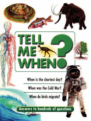 Tell ME When? image