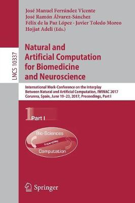 Natural and Artificial Computation for Biomedicine and Neuroscience image