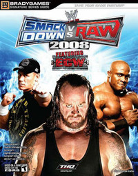 WWE Smackdown vs Raw 2008: Featuring ECW by Bryan Stratton image