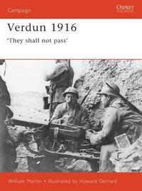 Verdun 1916 by William Martin