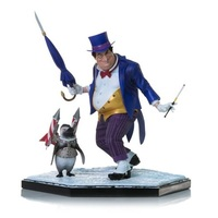 DC Comics: 1/10 The Penguin - Deluxe Art Statue