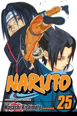 Naruto: v. 25 by Masashi Kishimoto