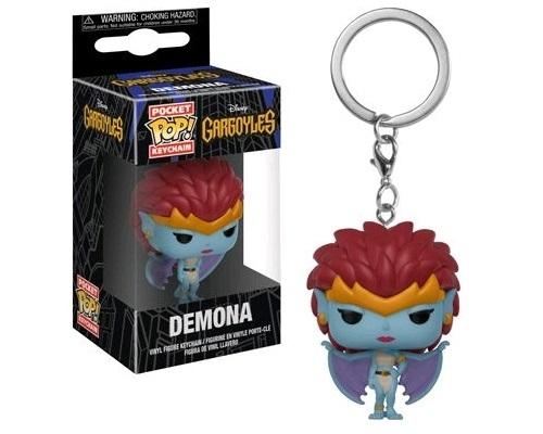 Gargoyles - Demona Pocket Pop! Keychain image