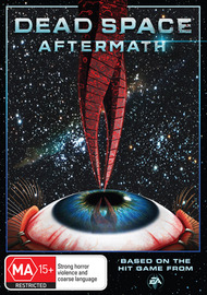 Dead Space: Aftermath on DVD