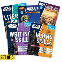 Star Wars Year One Learning Pack