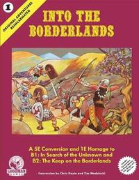 D&D: OAR #1 - Into the Borderlands (HC) image