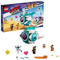 The LEGO Movie 2 - Sweet Mayhem's Systar Starship! (70830)