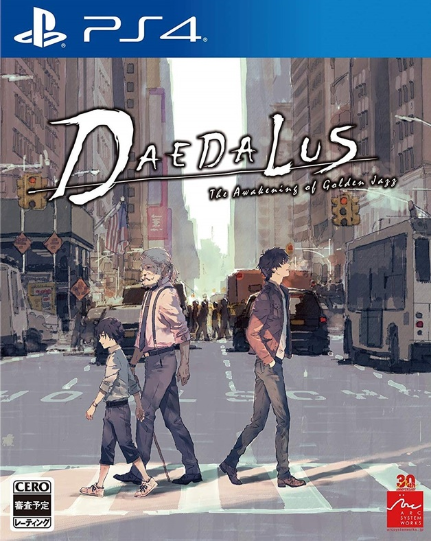 Daedalus The Awakening for PS4
