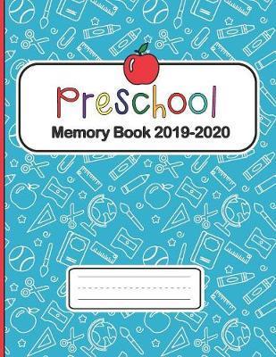 Preschool Memory Book 2019-2020 by Teaching Bilinguals Press image