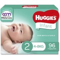 Huggies: Infant Nappies - Size 2 (96 Pack)