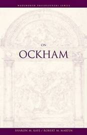 On Ockham by Sharon Kaye image