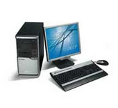 Acer AcerPower FH P-D 820 1GB 80GB DVDRW XP PRO DT