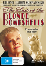 The Last Of The Blonde Bombshells on DVD