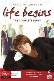 Life Begins - The Complete Series (6 Disc Set) on DVD image