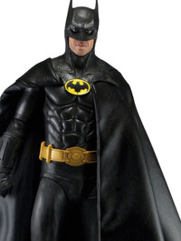 Batman 1989 Michael Keaton 1/4 Scale Figure