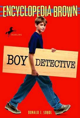 Encyclopedia Brown, Boy Detective by Donald J Sobol image