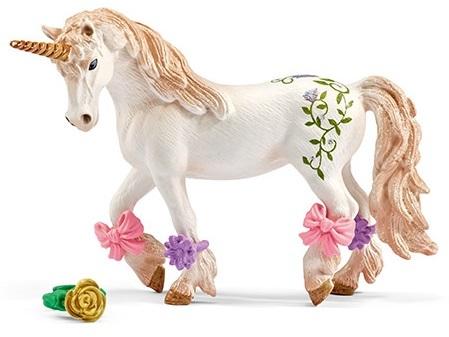 Schleich - Unicorn & Pegasus Jewellery Set