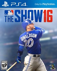 MLB 16: The Show for PS4