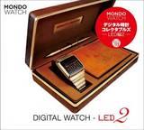 Mondo Watch Digital Watch Led2 by Takaharu Hamano