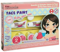 Kiss Naturals: Make Your Own - Mini Face Paint