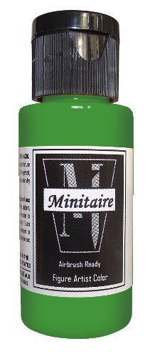 Badger: Minitaire Acrylic Paint - Ghost Tint: Green (30ml)