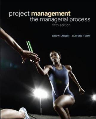 Project Management by Erik W. Larson image