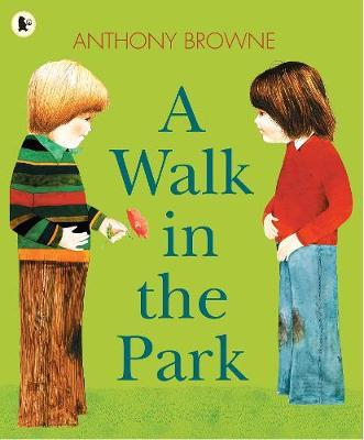 A Walk in the Park by Anthony Browne image