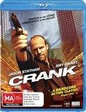 Crank on Blu-ray