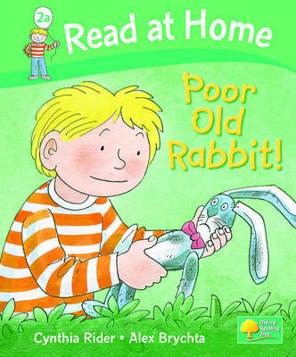 Read at Home: Level 2a: Poor Old Rabbit! by Cynthia Rider