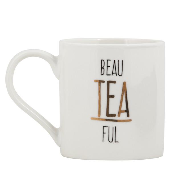 General Eclectic: BeauTEAful Mug (350ml)