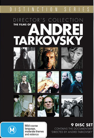 Andrei Tarkovsky - The Films of Andrei Tarkovsky (9 Disc Set) on DVD