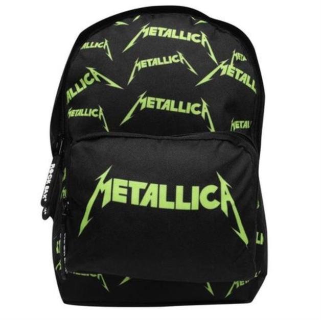 Metallica - Drip Aop (Kids Rucksack)