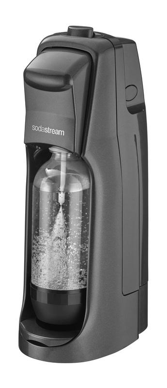Soda Stream: Jet Starter Pack (Metalic Black)