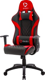 Aerocool ONEX GX2 Series Gaming Chair (Black & Red) for