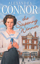 The Sixpenny Winner by Alexandra Connor image