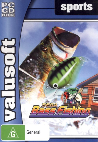 SEGA Bass Fishing for PC Games