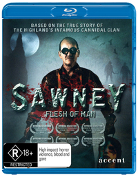 Sawney: Flesh of Man on Blu-ray