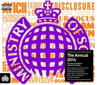 Ministry of Sound - The Annual 2014 (Orange Cover) by Various Artists