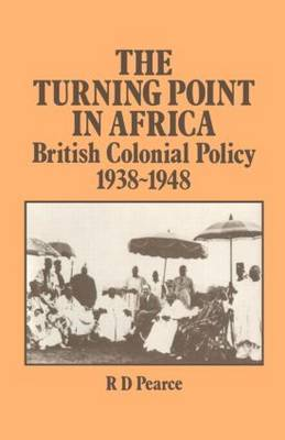 The Turning Point in Africa by Robert D. Pearce image