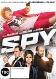 Spy on DVD