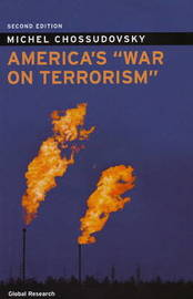 "America's ""War on Terrorism"" by Michel Chossudovsky image"