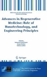 Advances in Regenerative Medicine: Role of Nanotechnology, and Engineering Principles image