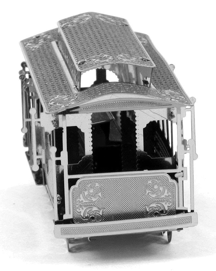 Metal Earth: Cable Car - Model Kit image