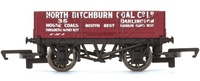Hornby: 4 Plank Wagon 'North Bitchburn Coal Co. Ltd'