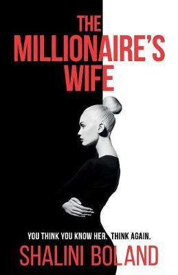 The Millionaire's Wife by Shalini Boland image