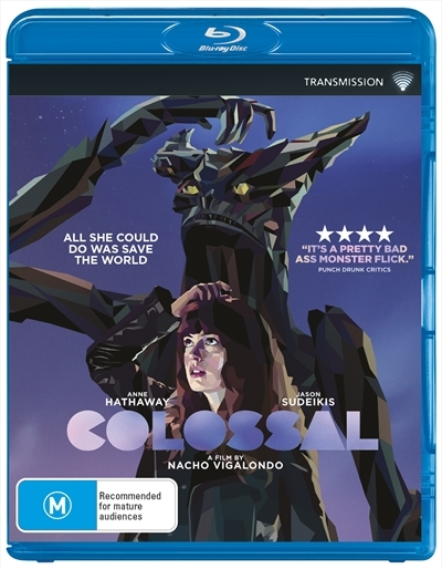 Colossal on Blu-ray image
