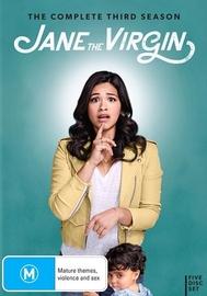 Jane The Virgin - The Complete Third Season on DVD