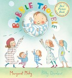 Bubble Trouble Board Book by Margaret Mahy